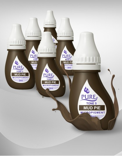 Pigment BioTouch Pure - Mud Pie