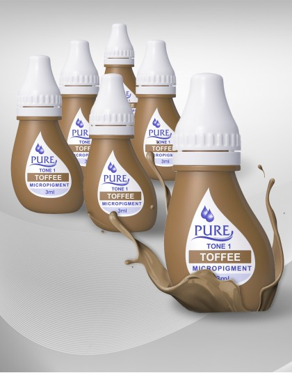 Pigment BioTouch Pure - Toffee