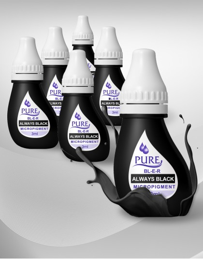Pigment BioTouch Pure - Always Black