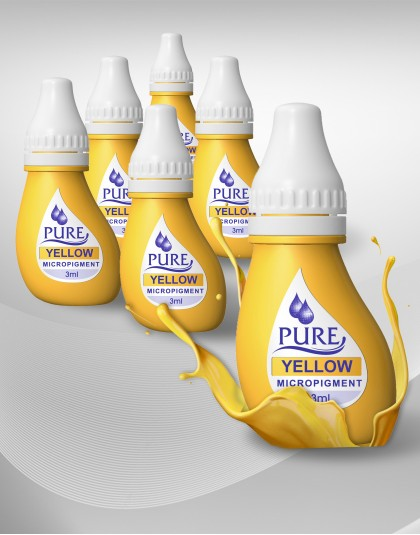Pigment BioTouch Pure - Yellow